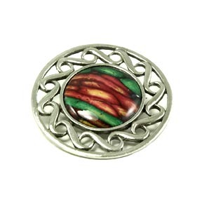 Celtic Jewellery Brooch