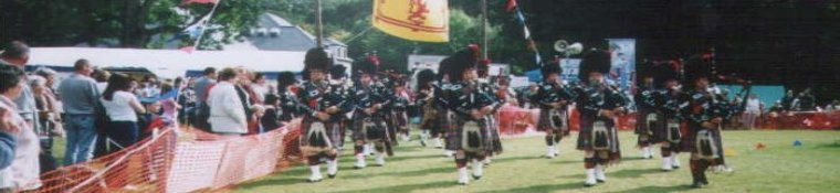 Birnam Highland Games - Saturday 27th August 2011