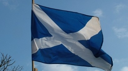 Happy St Andrews Day from Heathergems Scotland
