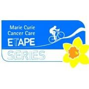 Marie Curie Cancer Care, Etape Caledonia Cylce Race, Pitlochry