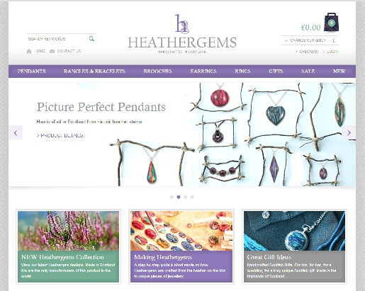 NEW Heathergems Site Launched