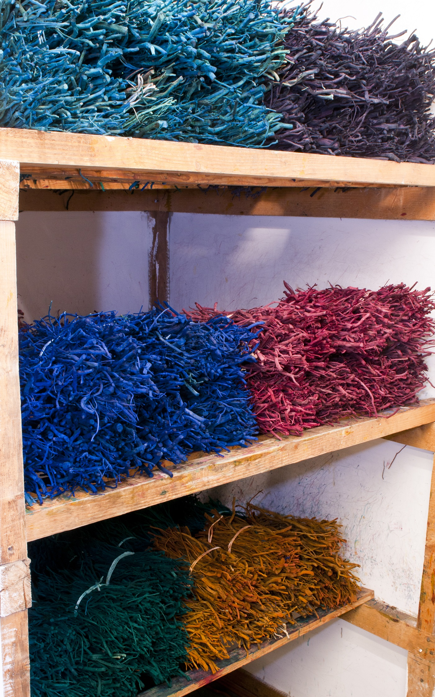 Dyed Heather Stems