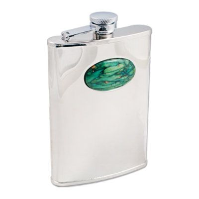 Large Hip Flask