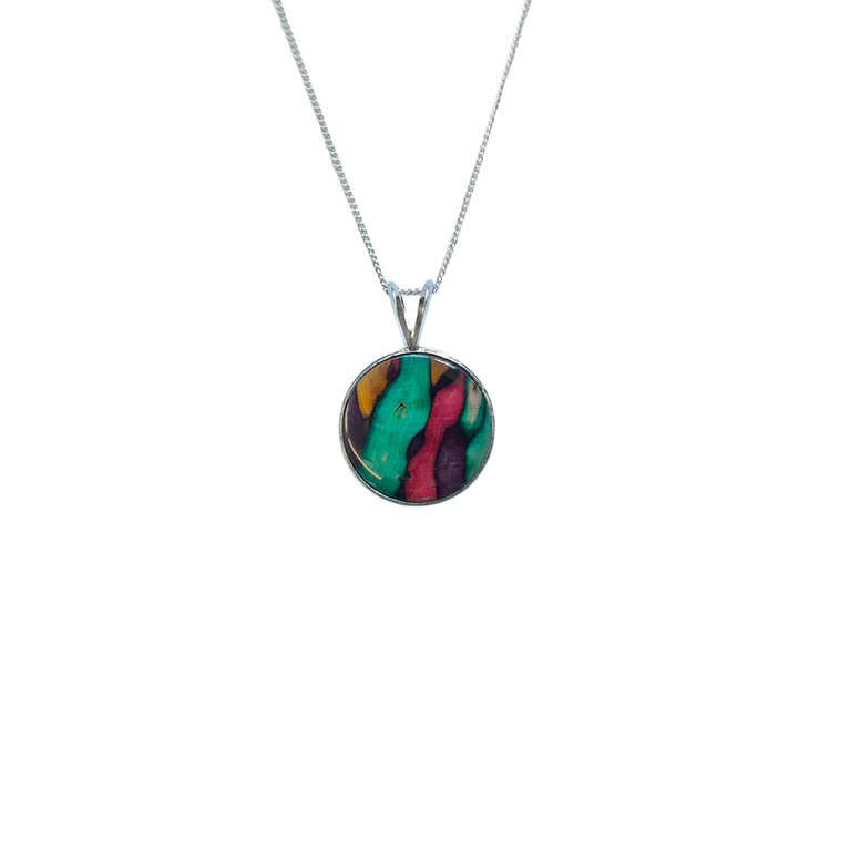 Pendants scottish pendants heathergems circle pendant aloadofball Images