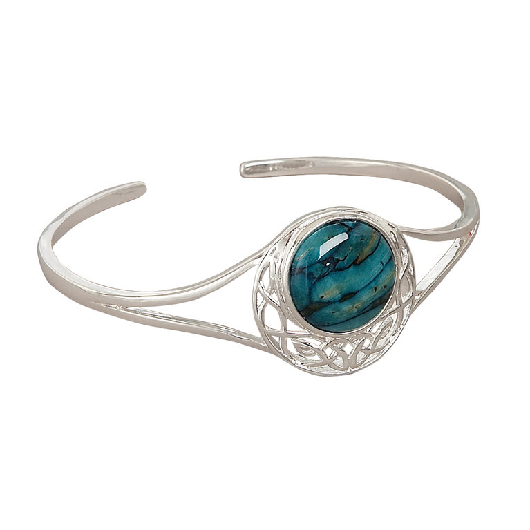 Cormag Celtic Bangle