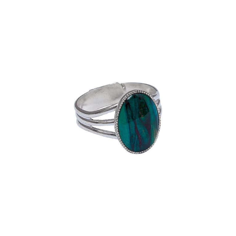Medium Oval Ring